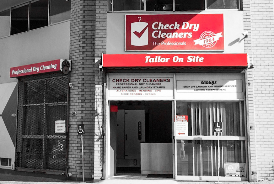 Check Dry Cleaners